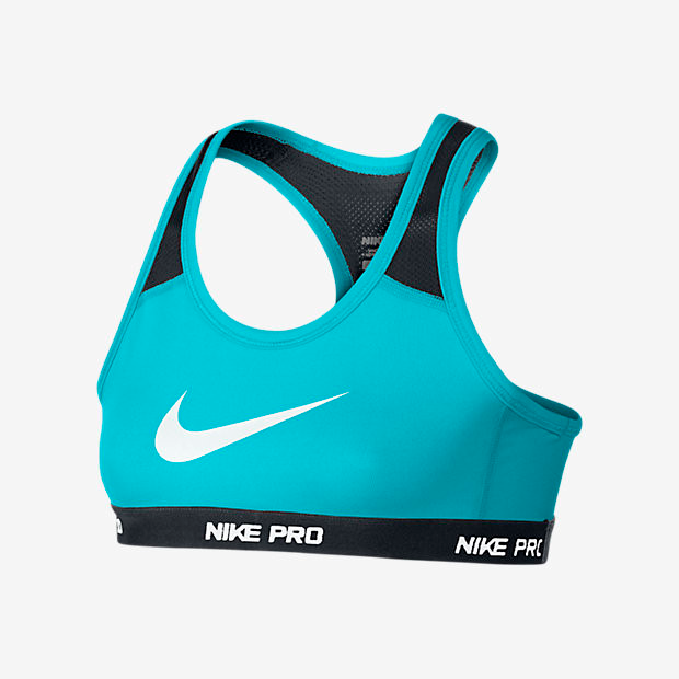 Топ Nike Hypercool Pro Jr  (blue/black M)