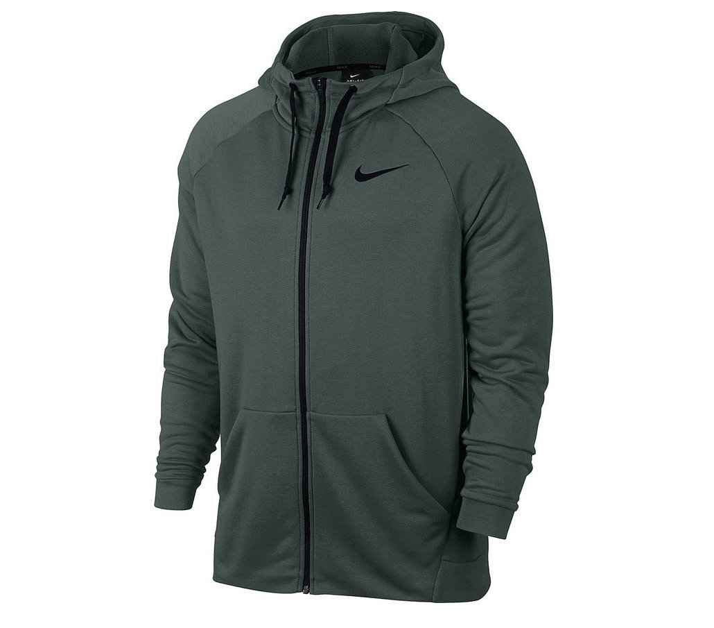 Толстовка Nike Dry Training (mineral/spruce S )