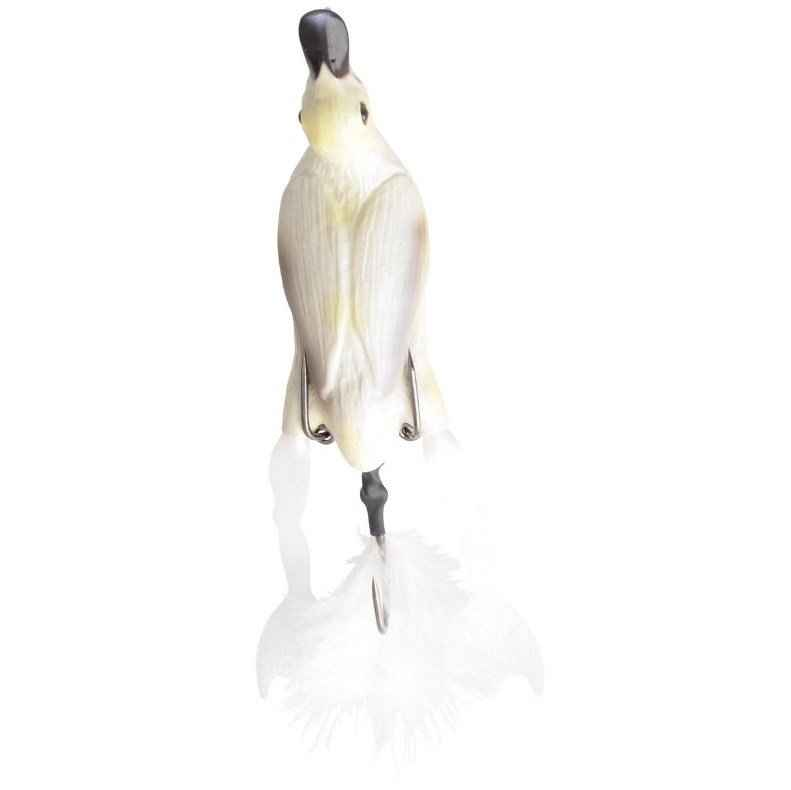Приманка Savage Gear 3D Hollow Duckling 10 40гр (white 57655 )