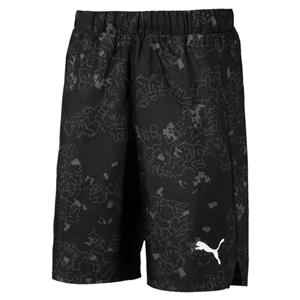 шорты puma active sports woven aop b jr