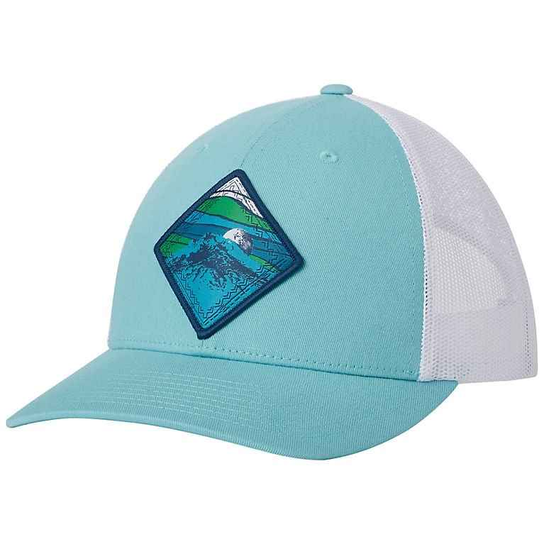 бейсболка columbia snap back w