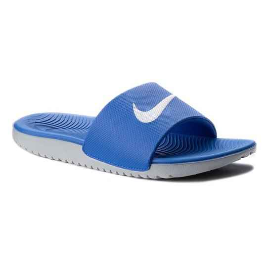 сланцы nike kawa slide gs jr