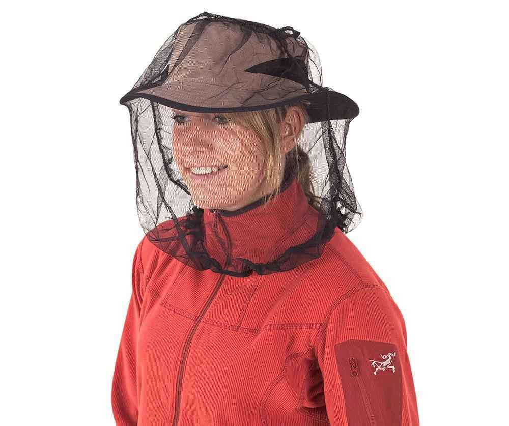 накомарник seatosummit mosquito headnet black