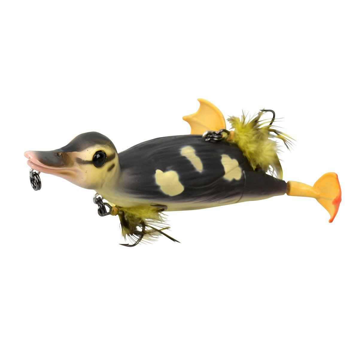 Приманка Savage Gear 3D Suicide Duck 105 28гр (natural 53730 )