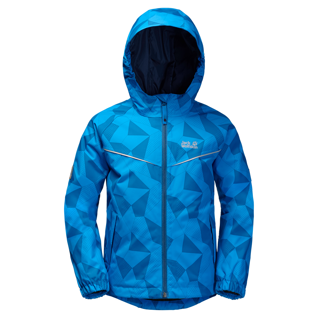 куртка jack wolfskin floating ice jr