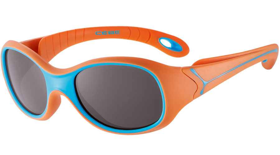 очки cebe s'kimo matt orange blue zone blue light grey cat.3
