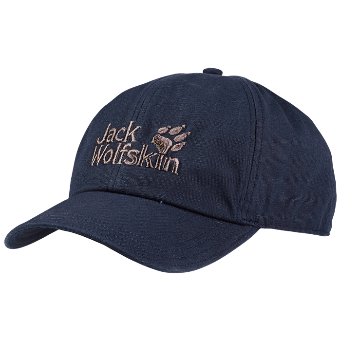 Бейсболка Jack Wolfskin Baseball (night blue )