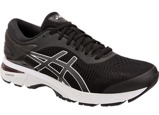 Кроссовки Asics Gel-Kayano 25 (black/glacier grey 11)