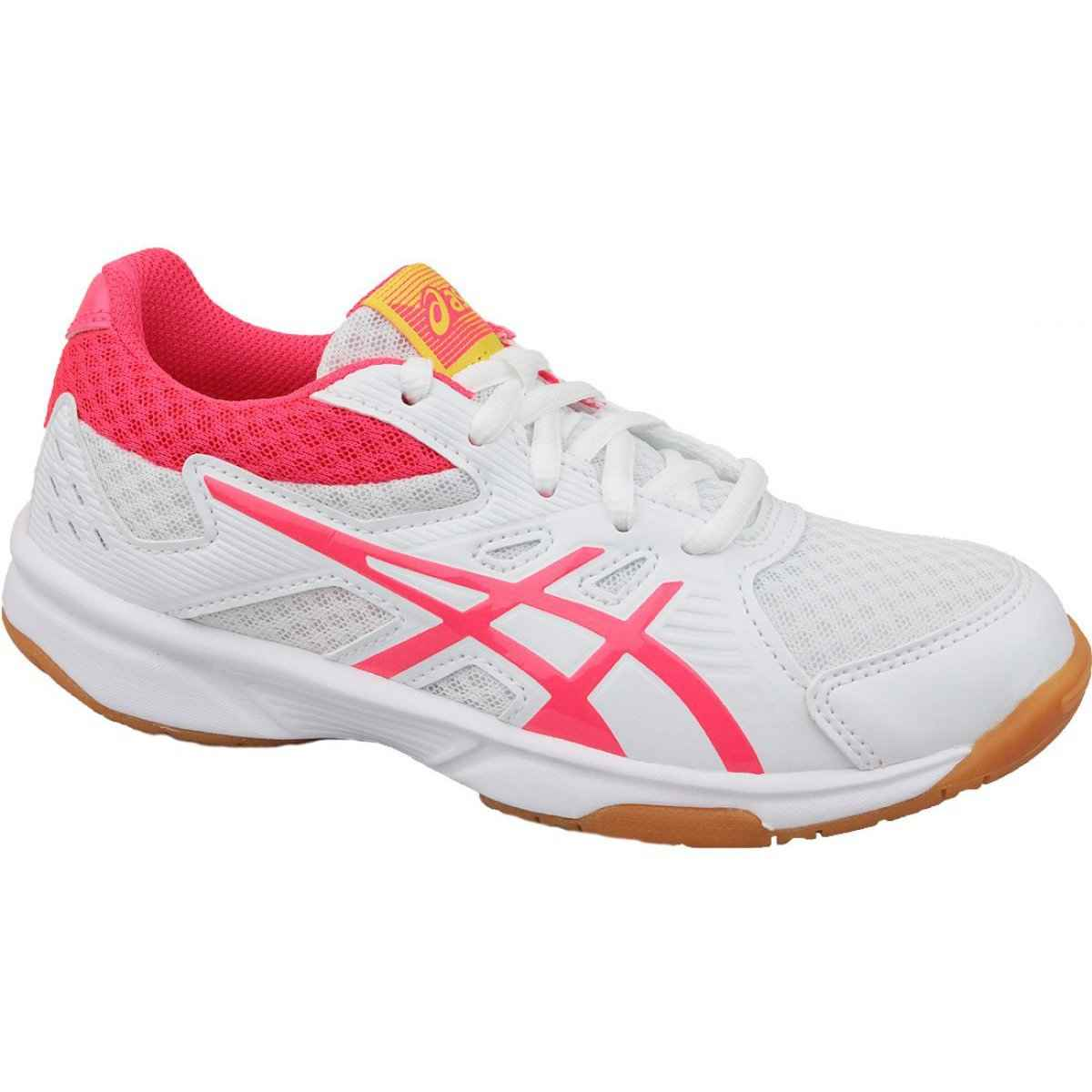 Кроссовки Asics Upcourt 3 GS (white/pink 39.5)