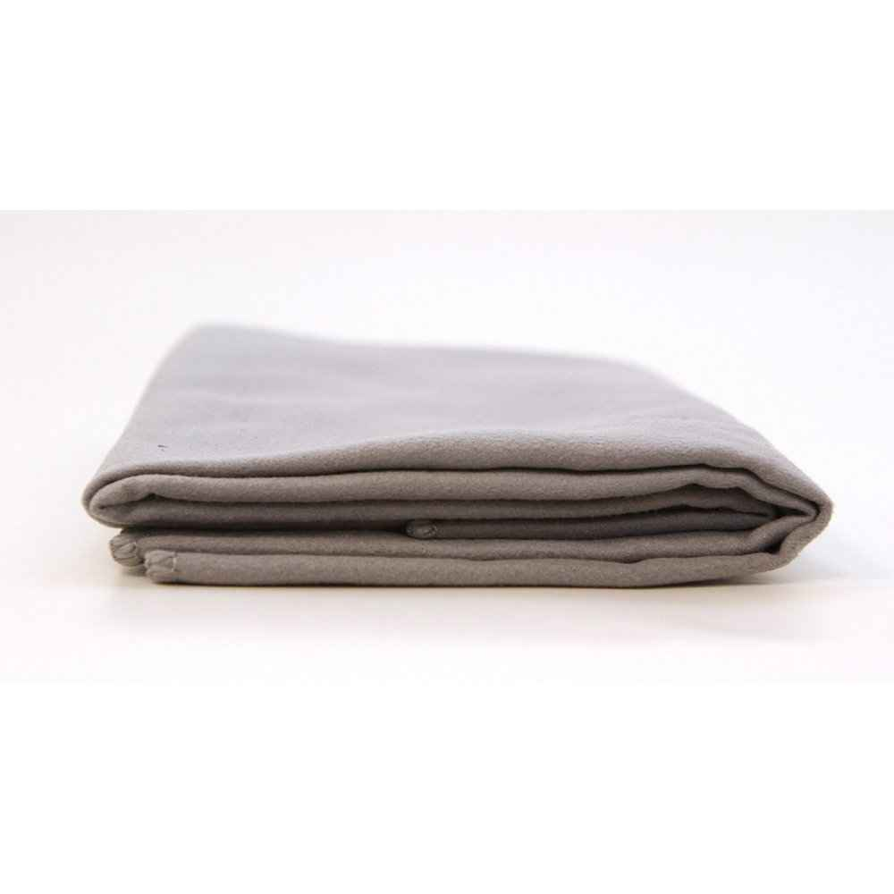 Полотенце Camping World Dryfast Towel S разм. 40*80 (серый )