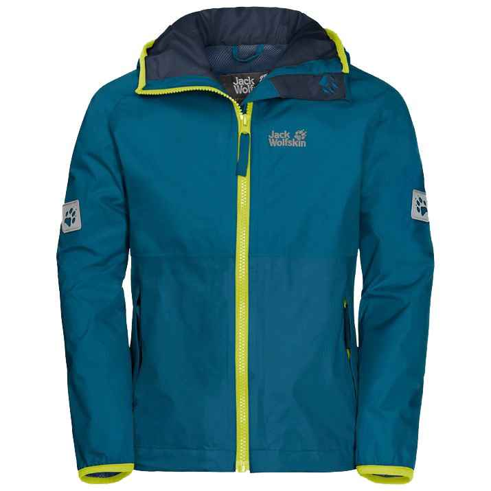 куртка jack wolfskin rainy days jr