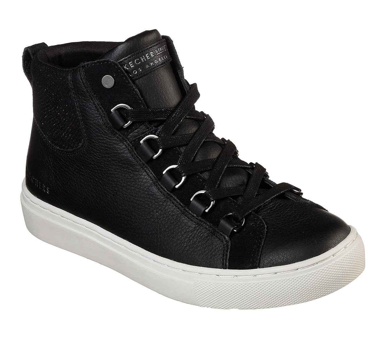 кеды skechers side street core-set hi w