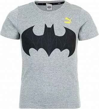 футболка puma justice league jr