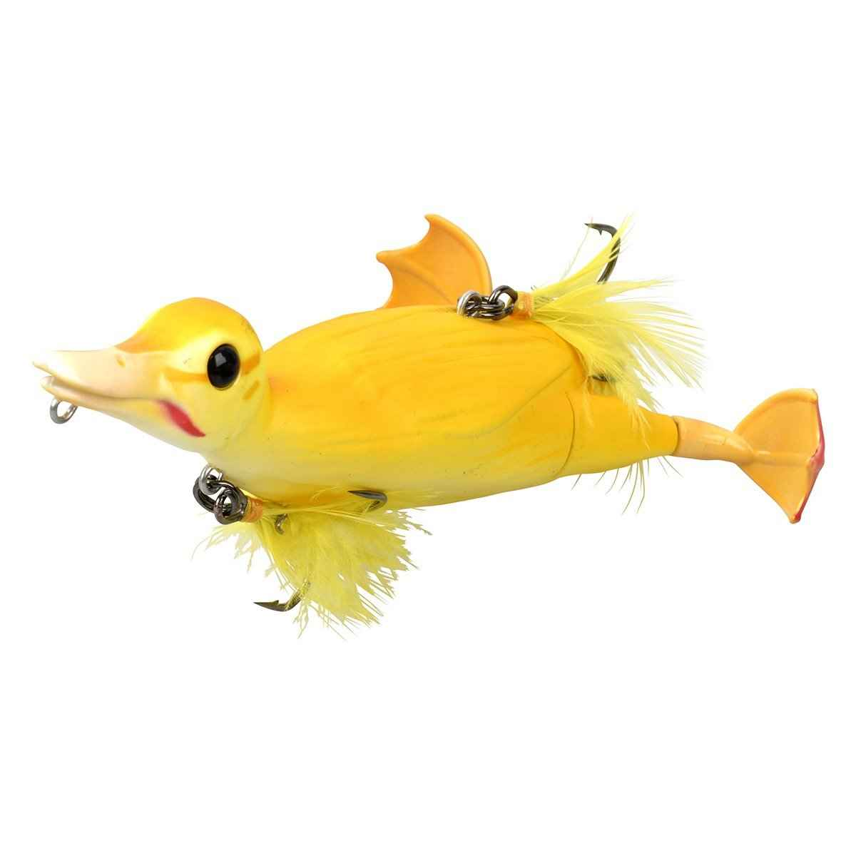 Приманка Savage Gear 3D Suicide Duck 105 28гр (yellow 53731 )