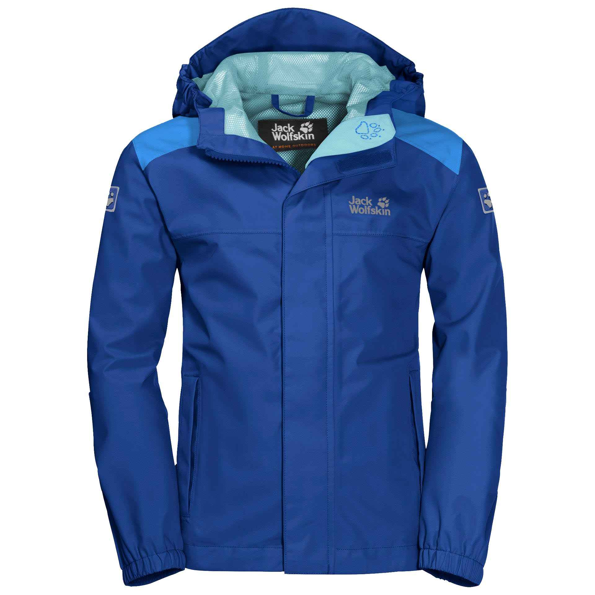 Куртка Jack Wolfskin Oak Creek Jr (active/blue 164)